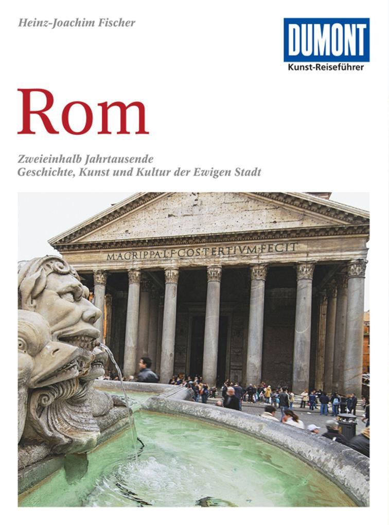 DuMont Kunst-Reiseführer Rom als Buch
