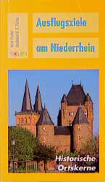 Historische Ortskerne zwischen Emmerich und Zons als Buch
