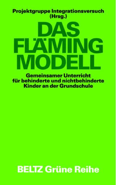 Das Fläming Modell als Buch (kartoniert)