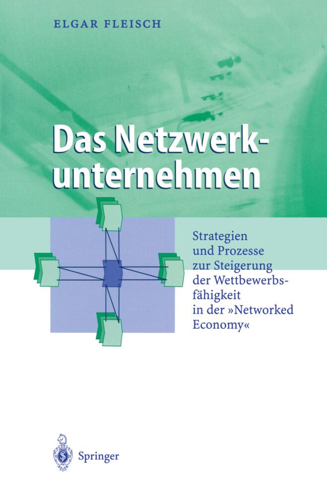 Das Netzwerkunternehmen als Buch