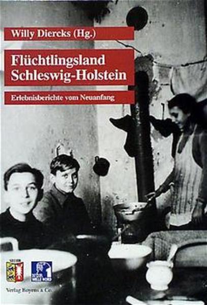 Flüchtlingsland Schleswig-Holstein als Buch