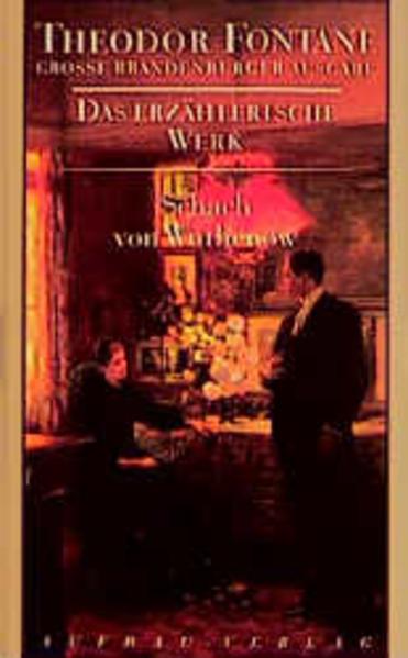 Das erzählerische Werk 06. Schach von Wuthenow als Buch