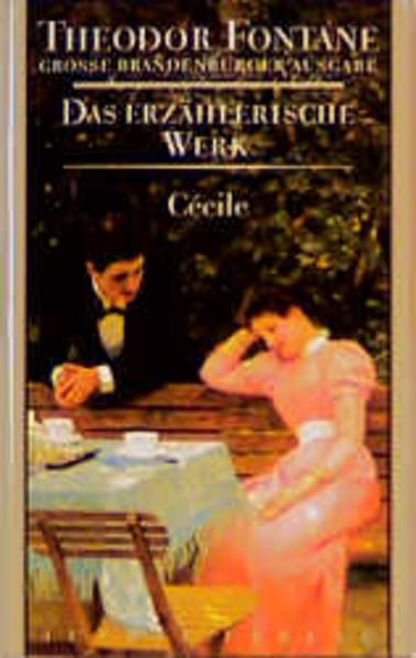 Das erzählerische Werk 09. Cecile als Buch