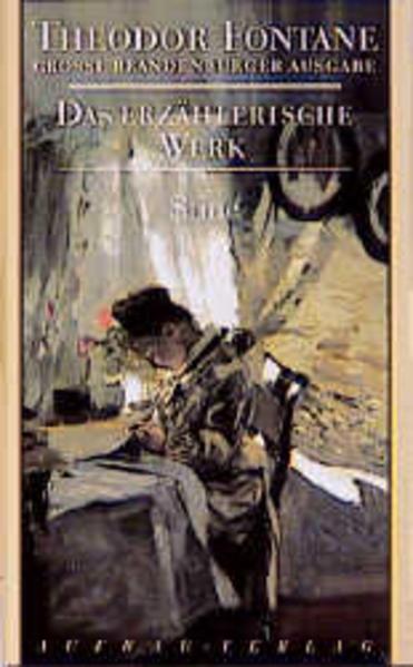 Das erzählerische Werk 11. Stine als Buch von Theodor Fontane