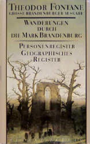 Wanderungen durch die Mark Brandenburg 8 als Buch