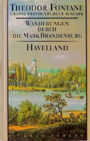 Wanderungen durch die Mark Brandenburg 3 als Buch