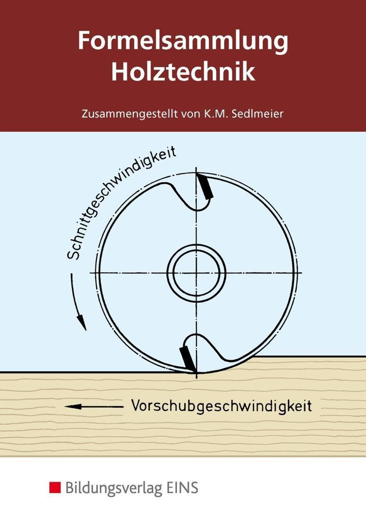 Formelsammlung Holztechnik als Buch