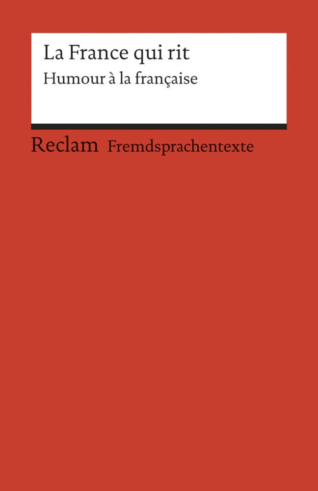 La France qui rit als Taschenbuch
