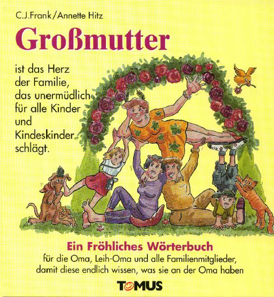 Großmutter. Ein fröhliches Wörterbuch als Buch