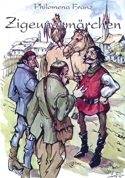 Zigeunermärchen als Buch