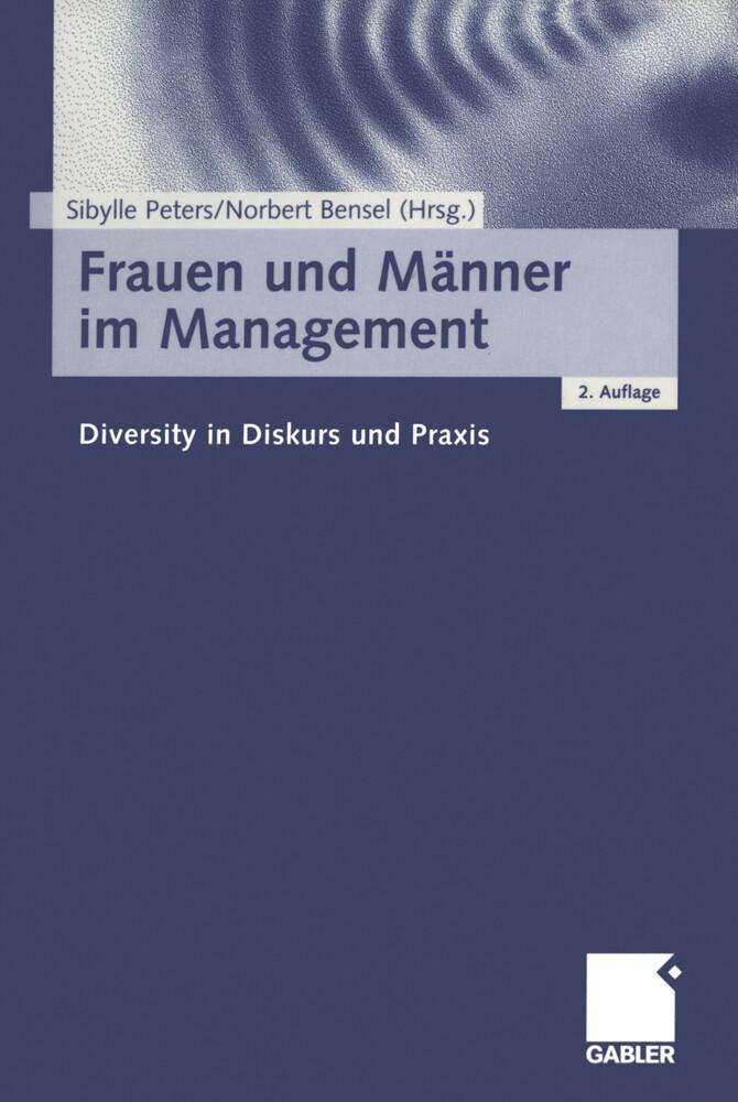 Frauen und Männer im Management als Buch