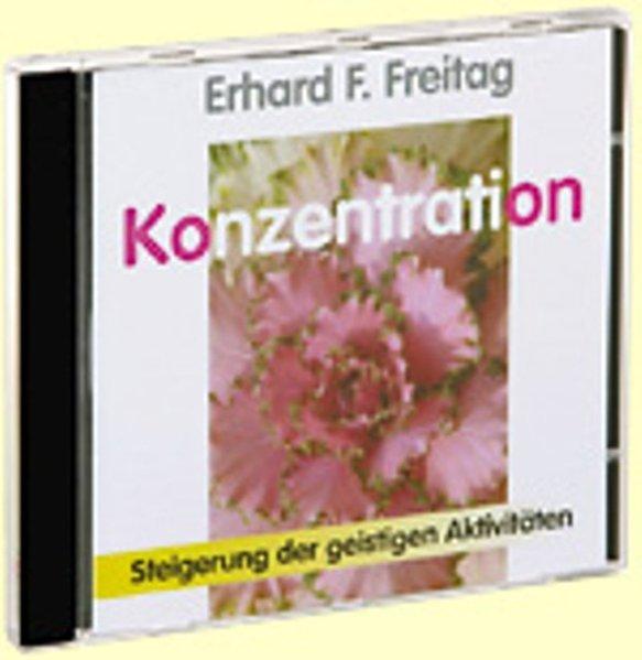 Konzentration. CD als Hörbuch