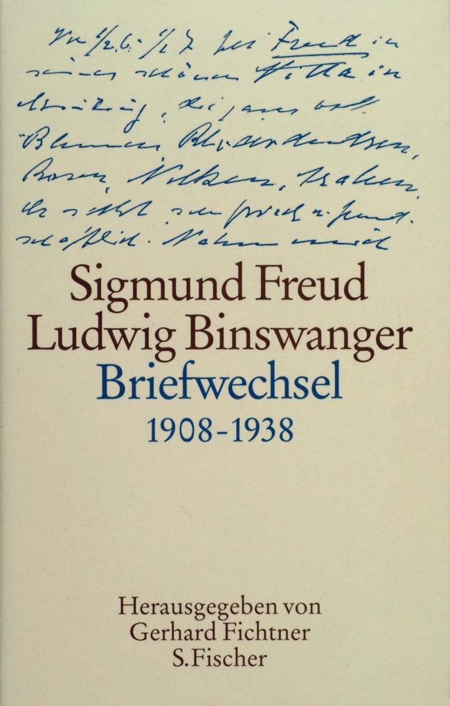 Briefwechsel 1908-1938 Freud / Binswanger als Buch