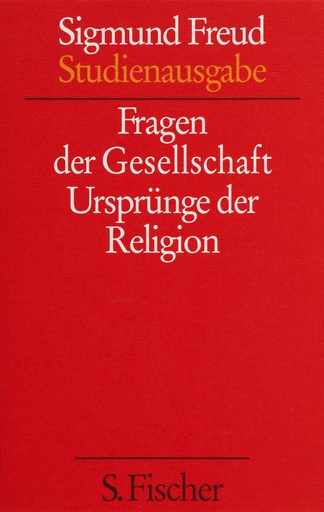 Fragen der Gesellschaft / Ursprünge der Religion als Buch