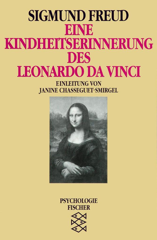 Eine Kindheitserinnerung des Leonardo da Vinci als Taschenbuch