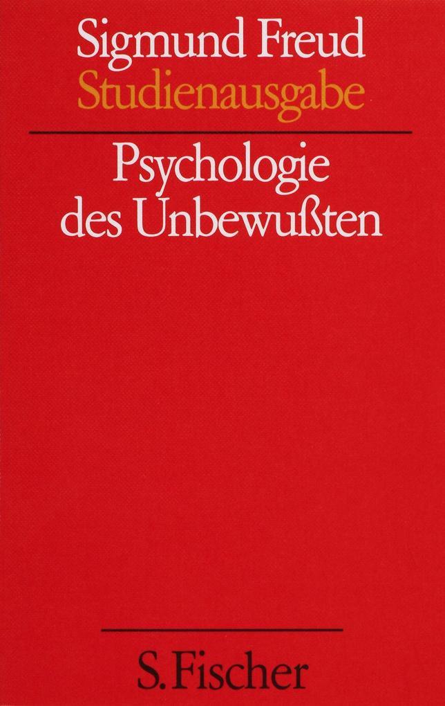 Psychologie des Unbewußten als Buch