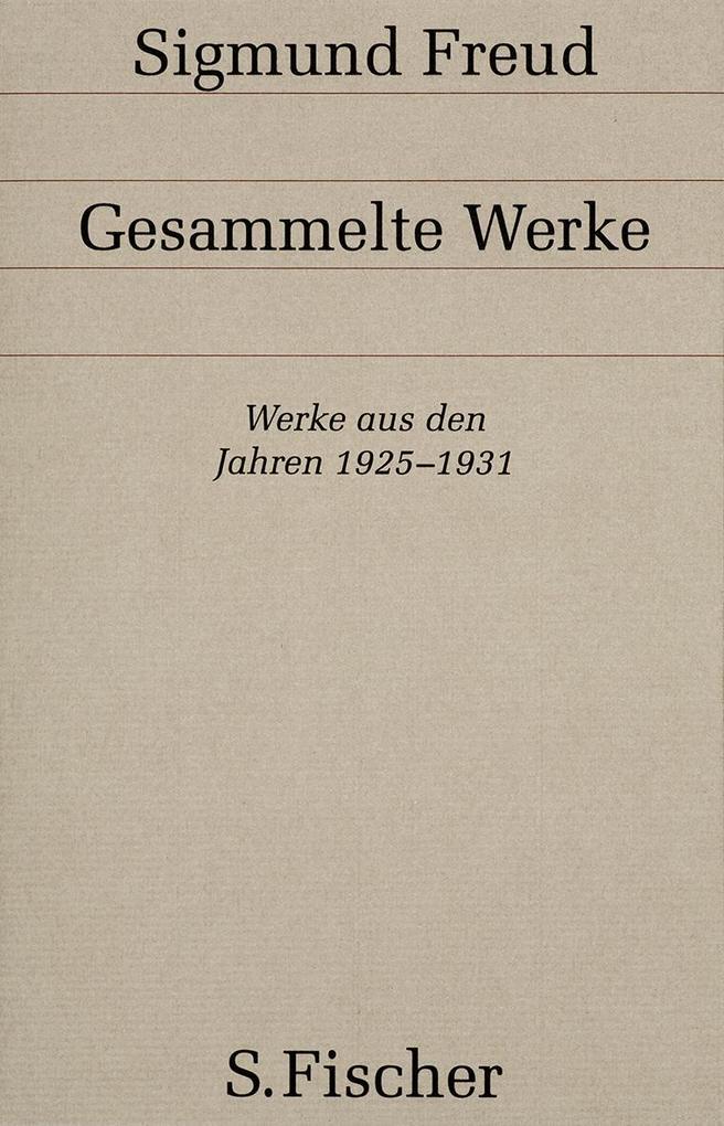 Werke aus den Jahren 1925-1931 als Buch
