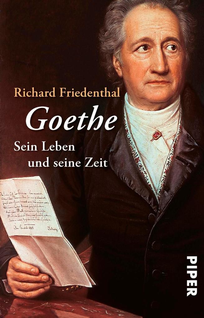 Goethe als Taschenbuch