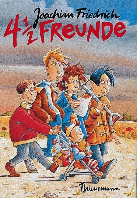 4 1/2 Freunde als Buch