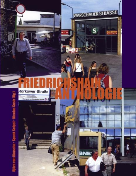 Friedrichshain-Anthologie als Buch (kartoniert)