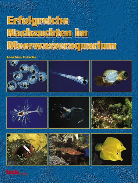 Erfolgreiche Nachzuchten im Meerwasseraquarium als Buch