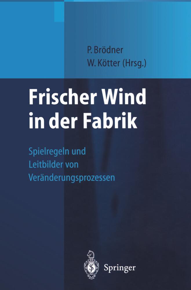 Frischer Wind in der Fabrik als Buch