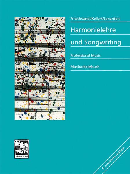 Harmonielehre und Songwriting als Buch