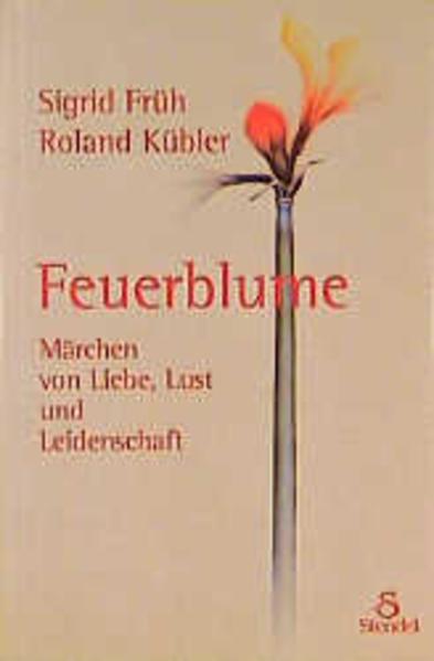 Feuerblume als Buch