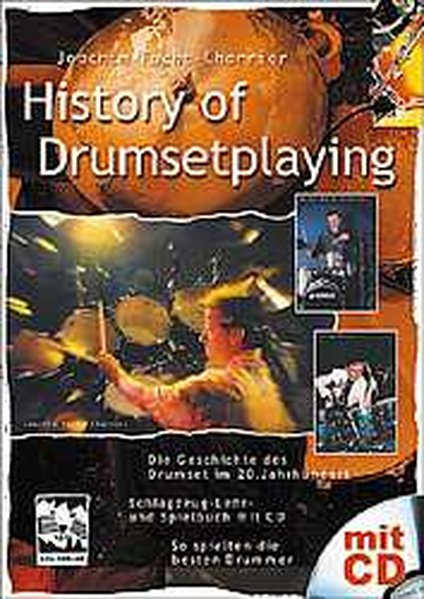 History of Drumsetplaying als Buch