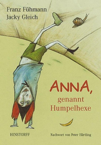 Anna, genannt Humpelhexe als Buch