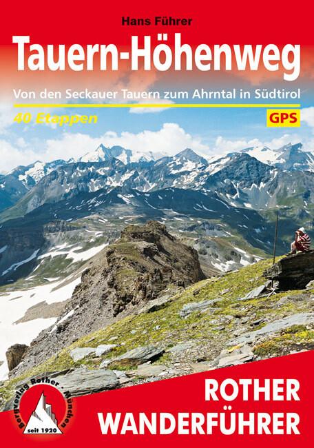Tauern-Höhenweg als Buch