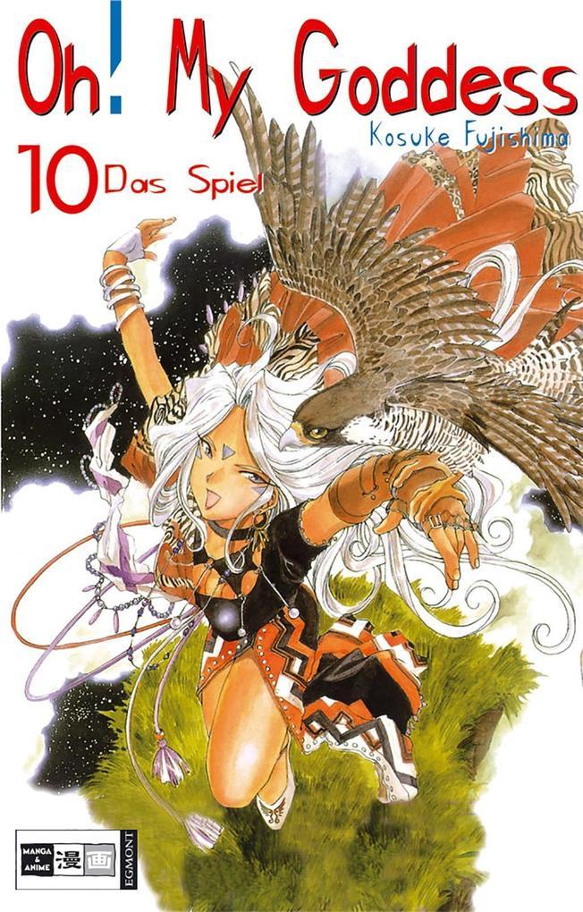 Oh! My Goddess 10. Das grosse Spiel als Buch