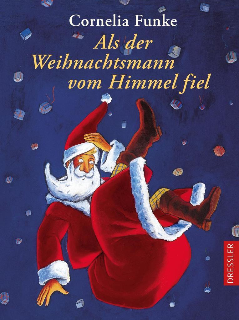 Als der Weihnachtsmann vom Himmel fiel als Buch