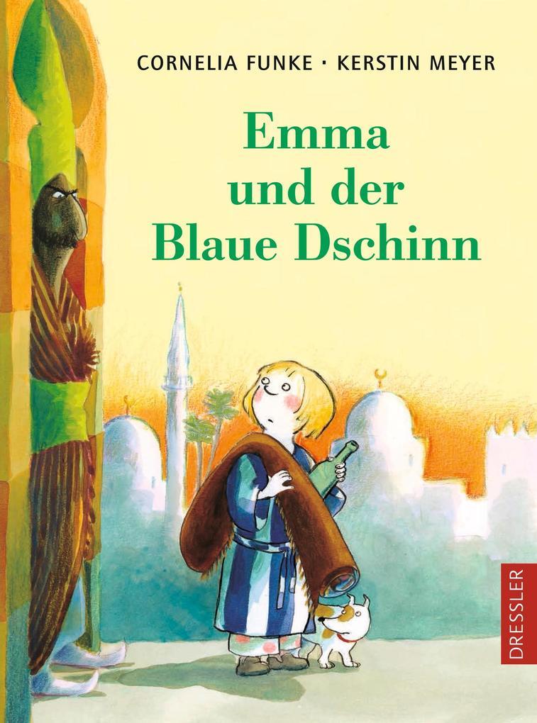 Emma und der Blaue Dschinn als Buch