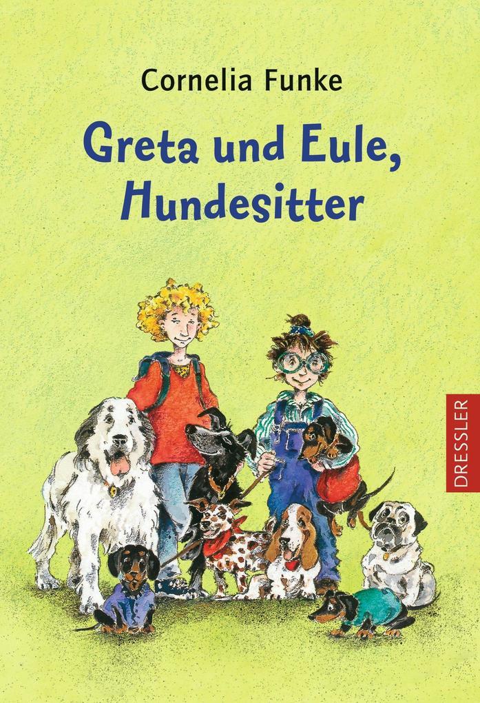 Greta und Eule, Hundesitter als Buch