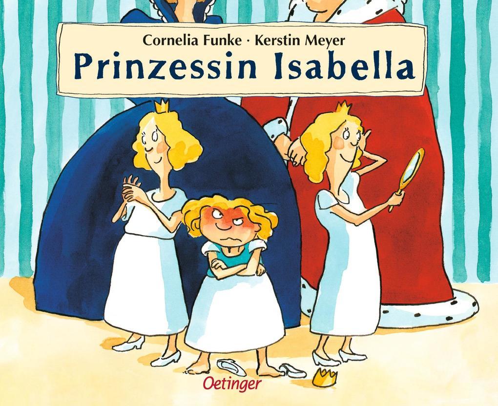 Prinzessin Isabella als Buch