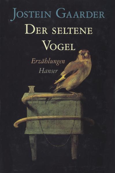 Der seltene Vogel als Buch