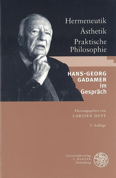 Hermeneutik - Ästhetik - Praktische Philosophie als Buch