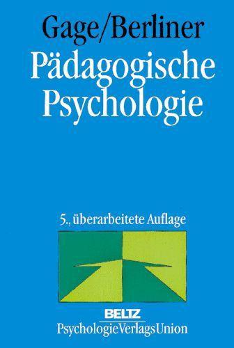 Pädagogische Psychologie als Buch