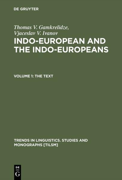 Indo-European and the Indo-Europeans als Buch
