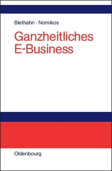 Ganzheitliches E-Business als Buch