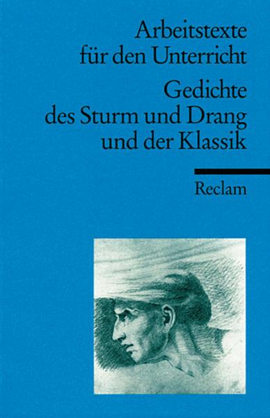 Gedichte des Sturm und Drang und der Klassik als Taschenbuch