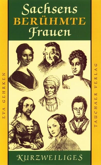 Sachsens berühmte Frauen als Buch