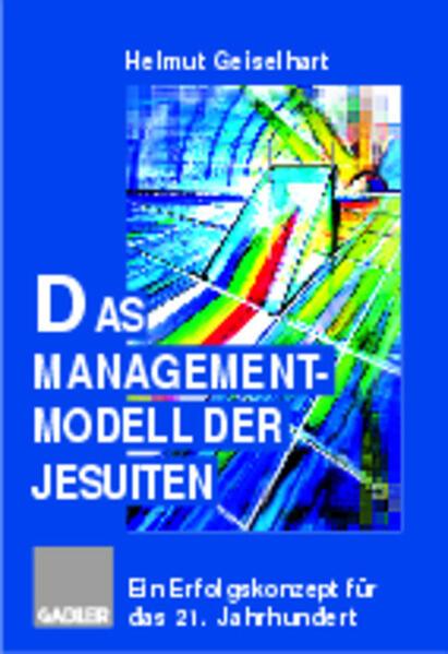 Das Managementmodell der Jesuiten als Buch