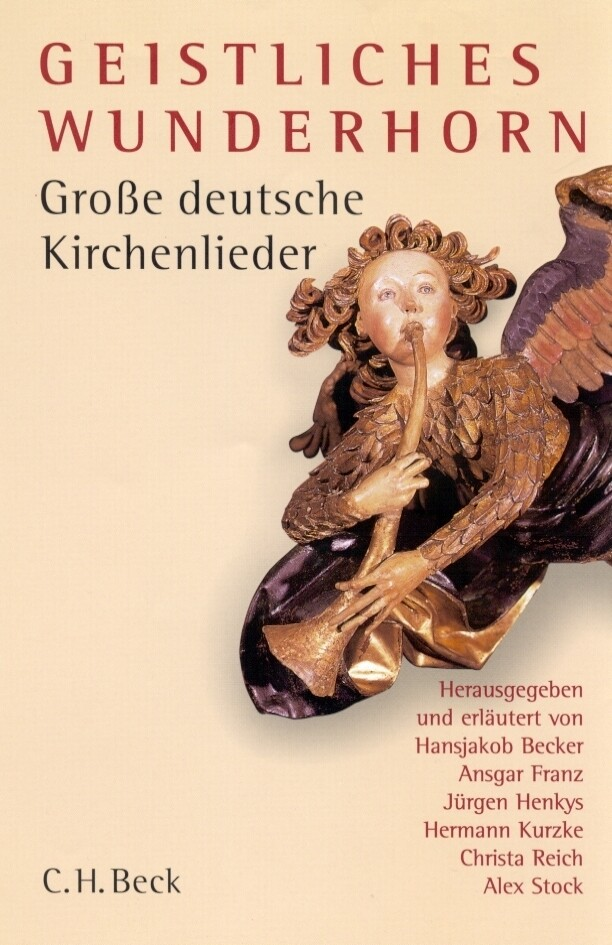 Geistliches Wunderhorn als Buch
