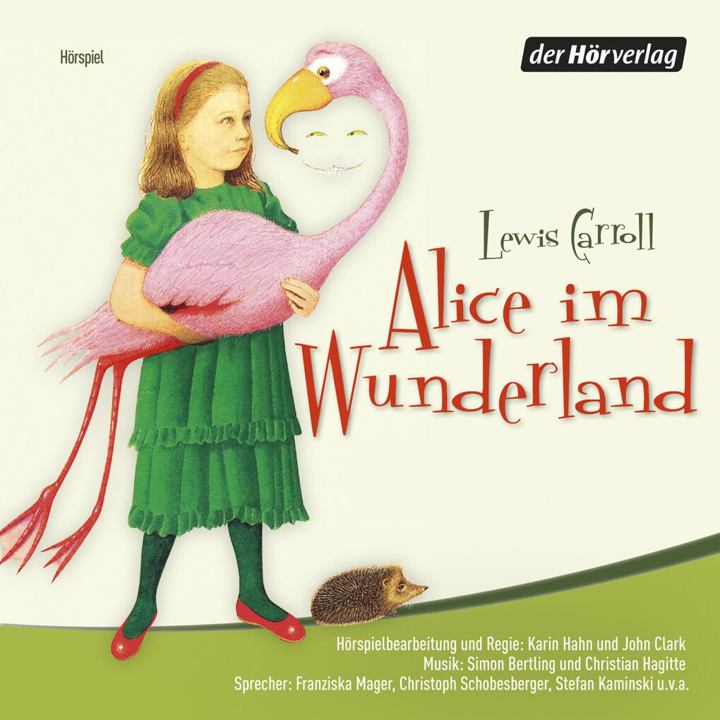 Alice im Wunderland als Hörbuch Download
