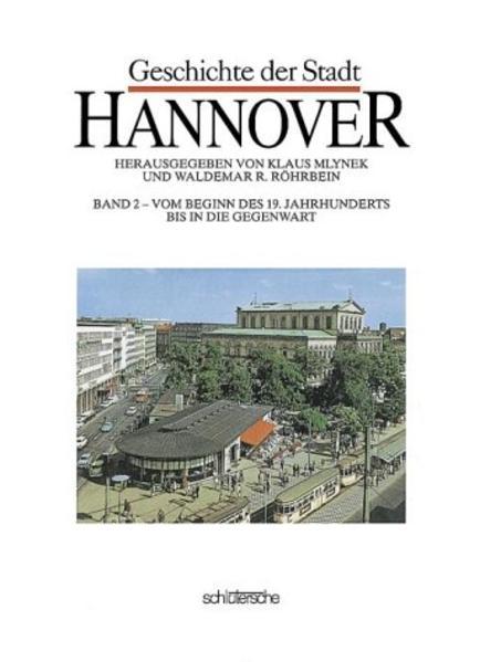 Geschichte der Stadt Hannover II als Buch