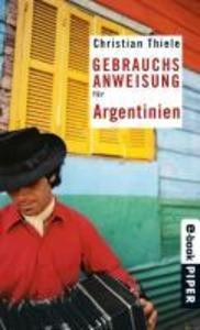Gebrauchsanweisung für Argentinien als eBook epub