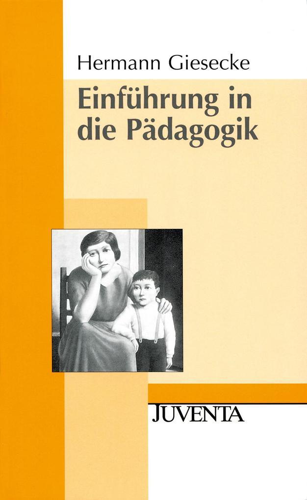 Einführung in die Pädagogik als Buch