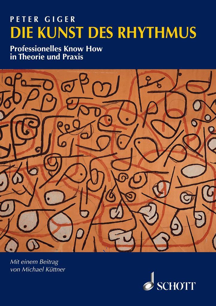 Die Kunst des Rhythmus als Buch